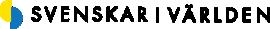 Svenskar i Världen logotyp