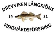 Drevviken Långsjöns Fiskevårdsfören logotyp