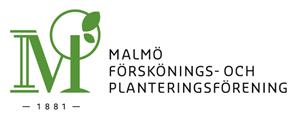 Malmö Förskönings- och planteringsförening logotyp
